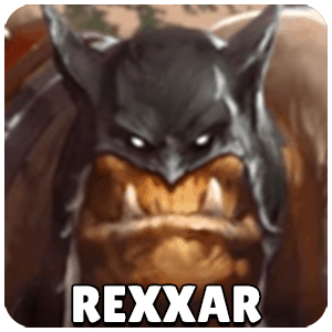 Rexxar Hero Icon Heroes Of The Storm