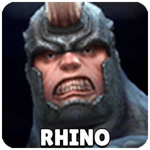 Rhino Character Icon Marvel Future Fight