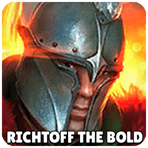 Richtoff The Bold Champion Icon Raid Shadow Legends