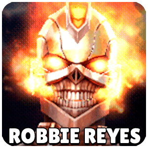 Robbie Reyes Character Icon Marvel Future Fight