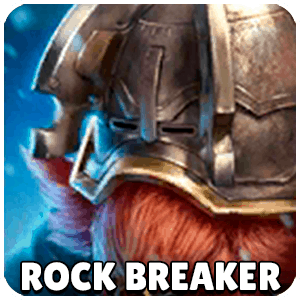 Rock Breaker Champion Icon Raid Shadow Legends