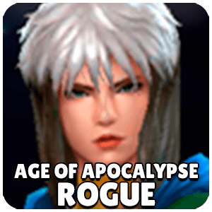 Rogue Age Of Apocalypse Character Icon Marvel Future Fight