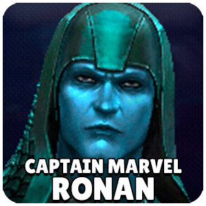 Ronan Captain Marvel Character Icon Marvel Future Fight