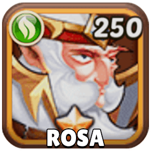 Rosa Hero Icon Idle Heroes