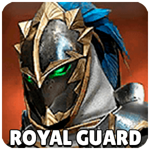 Royal Guard Champion Icon Raid Shadow Legends