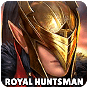 Royal Huntsman Champion Icon Raid Shadow Legends