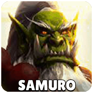 Samuro Hero Icon Heroes Of The Storm