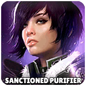Sanctioned Purifier Champion Icon Raid Shadow Legends