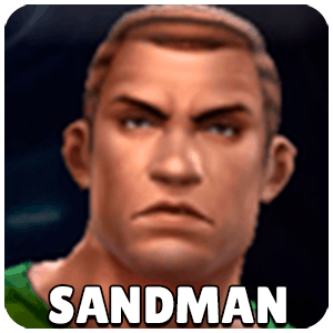 Sandman Character Icon Marvel Future Fight