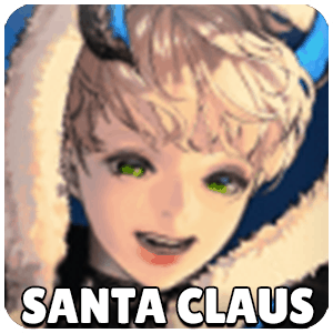 Santa Claus Character Icon Destiny Child