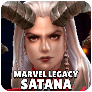 Satana Marvel Legacy Character Icon Marvel Future Fight