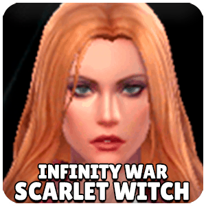 Scarlet Witch Infinity War Character Icon Marvel Future Fight