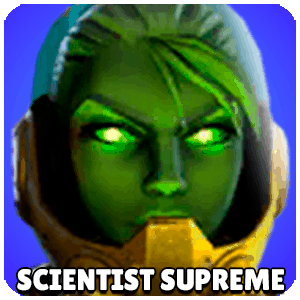 Scientist Supreme Character Icon Marvel Strike Force