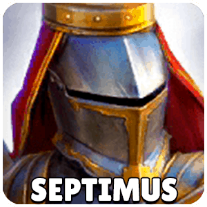 Septimus Champion Icon Raid Shadow Legends