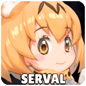 Serval Character Icon Destiny Child