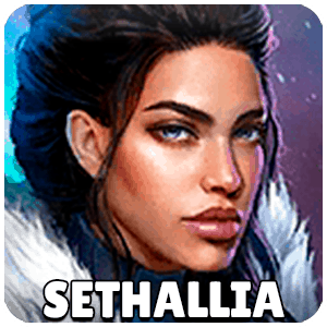 Sethallia Champion Icon Raid Shadow Legends