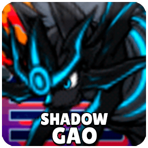 Shadow Gao Character Icon Battle Cats