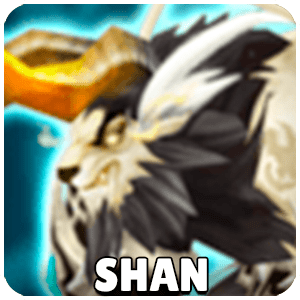 Shan Character Monster Icon Summoners War
