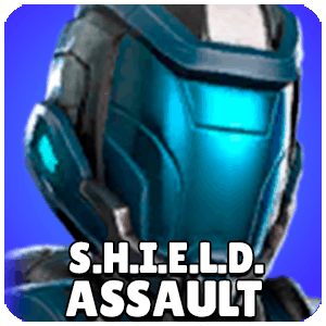 Shield Assault Character Icon Marvel Strike Force