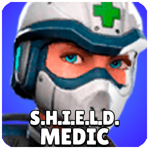 Shield Medic Character Icon Marvel Strike Force