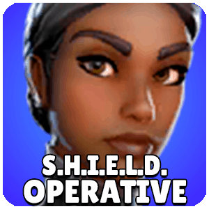 Shield Operative Character Icon Marvel Strike Force