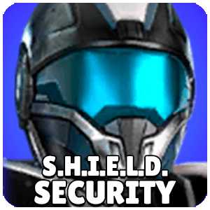 Shield Security Character Icon Marvel Strike Force
