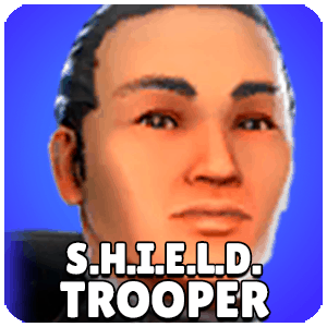 Shield Trooper Character Icon Marvel Strike Force