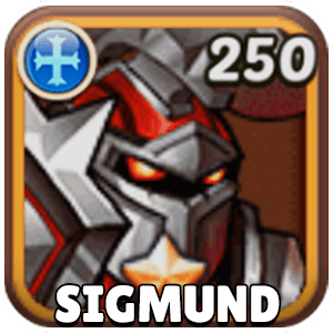 Sigmund Hero Icon Idle Heroes