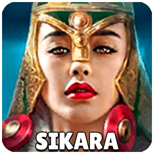 Sikara Champion Icon Raid Shadow Legends