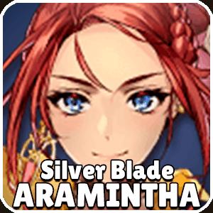 Silver Blade Aramintha Hero Icon Epic Seven