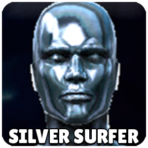 Silver Surfer Character Icon Marvel Future Fight