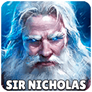 Sir Nicholas Champion Icon Raid Shadow Legends