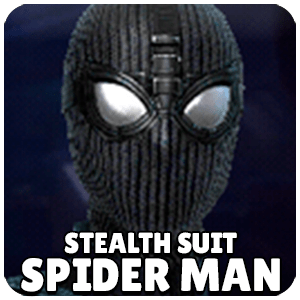 Spider Man Stealth Suit Character Icon Marvel Future Fight