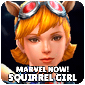 Squirrel Girl Marvel Now Character Icon Marvel Future Fight