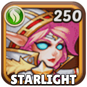Starlight Hero Icon Idle Heroes