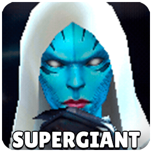 Supergiant Character Icon Marvel Future Fight