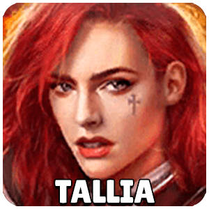 Tallia Champion Icon Raid Shadow Legends