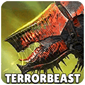 Terrorbeast Champion Icon Raid Shadow Legends
