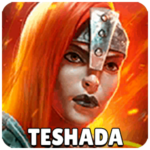 Teshada Champion Icon Raid Shadow Legends