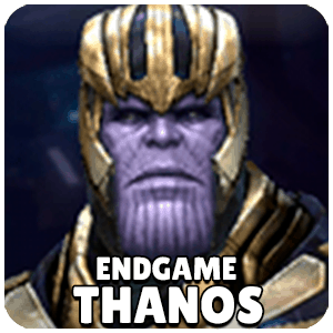 Thanos Endgame Character Icon Marvel Future Fight