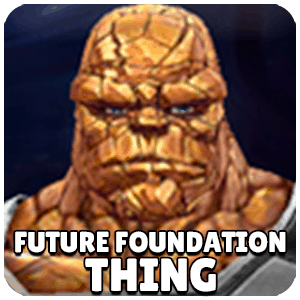 Thing Future Foundation Character Icon Marvel Future Fight