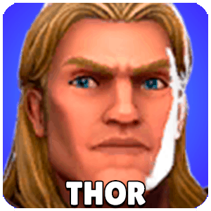 Thor Character Icon Marvel Strike Force