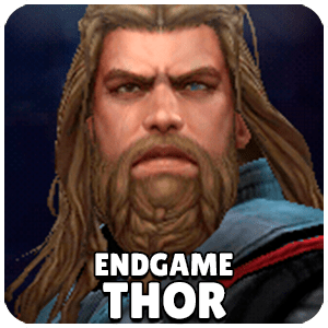 Thor Endgame Character Icon Marvel Future Fight