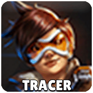 Tracer Hero Icon Heroes Of The Storm