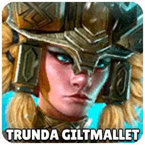 Trunda Giltmallet Champion Icon Raid Shadow Legends