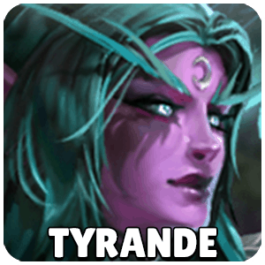 Tyrande Hero Icon Heroes Of The Storm