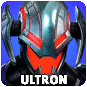 Ultron Character Icon Marvel Strike Force