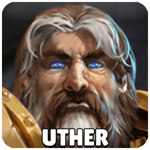 Uther Hero Icon Heroes Of The Storm