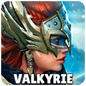 Valkyrie Champion Icon Raid Shadow Legends