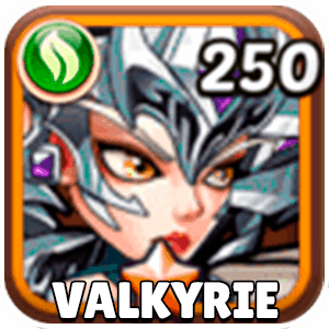 Valkyrie Hero Icon Idle Heroes